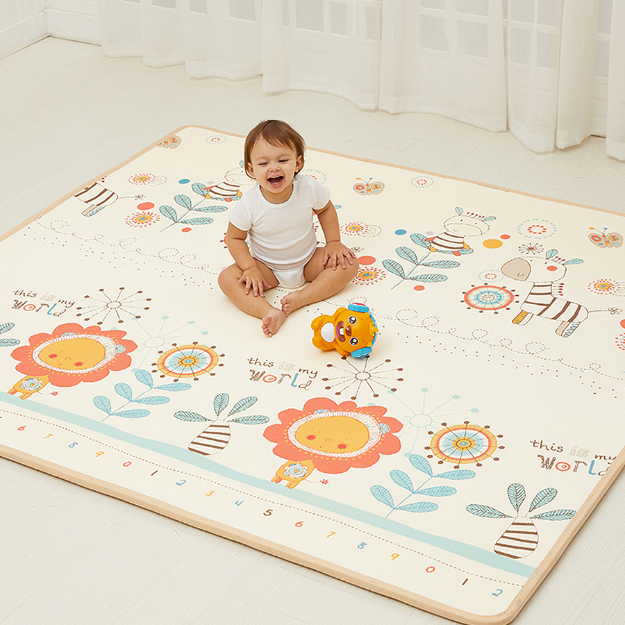 XPE Baby Play Mats 10 Millimeter Thick